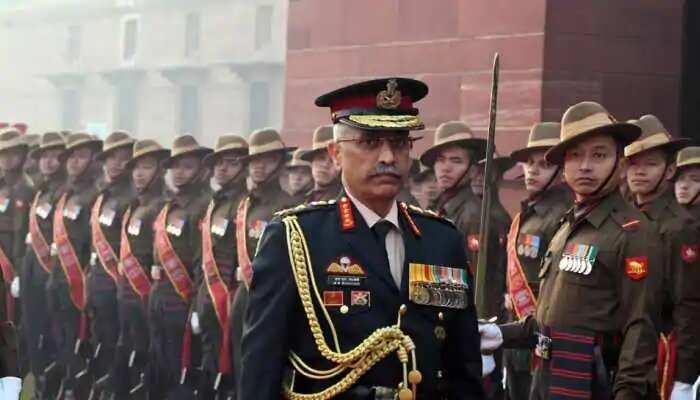 सेना प्रमुख जनरल नरवणे बुधवार को तीन दिवसीय नेपाल यात्रा पर जाएंगे