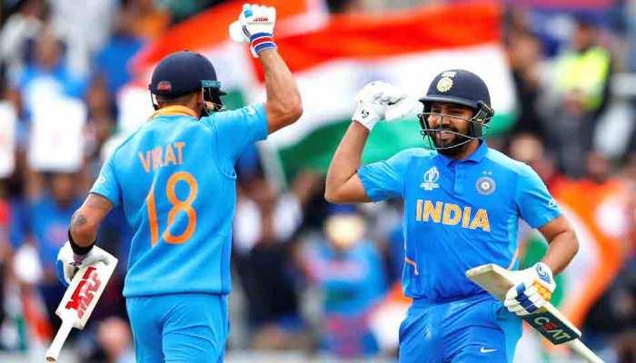 ICC की नई वनडे रैंकिंग जारी, जानिए कितने नंबर पर हैं विराट कोहली और रोहित शर्मा