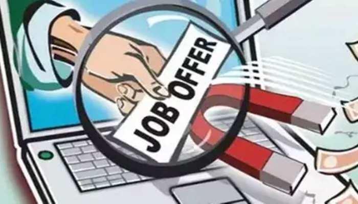 नौकरी दिलाने के नाम पर 27 हजार से ज्यादा लोगों से ठगी, 5 गिरफ्तार और तलाश जारी