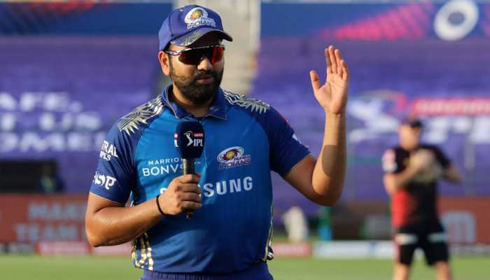 IPL 2020 MI vs DC: रोहित शर्मा बोले, 'ये हमारा अभी तक का सबसे बेहतरीन प्रदर्शन'