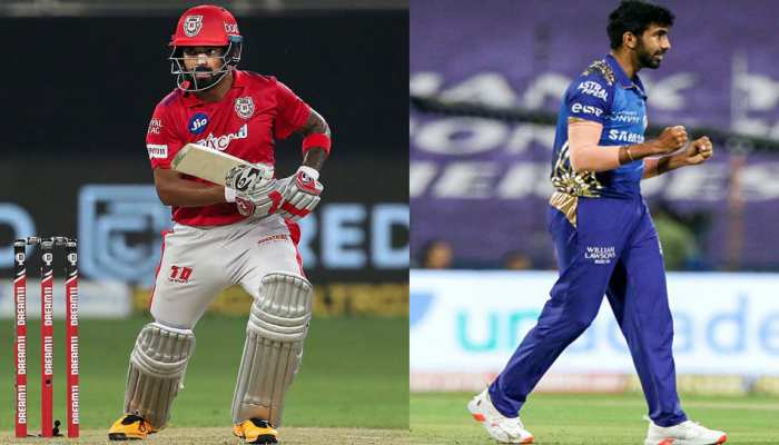 IPL 2020: बुमराह ने रबाडा से छीनी पर्पल कैप, ऑरेंज कैप केएल राहुल के पास बरकरार