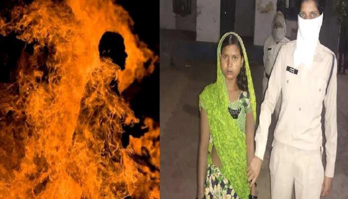 करवाचौथ पर पत्नी ने पति को जिंदा जलाया, वजह जानकर रह जाएंगे दंग