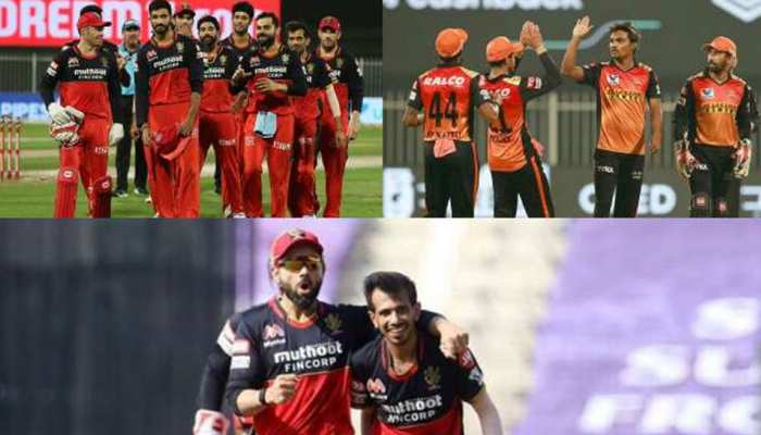 SRH vs RCB: Players who can influence the IPL 2020 Eliminator Results