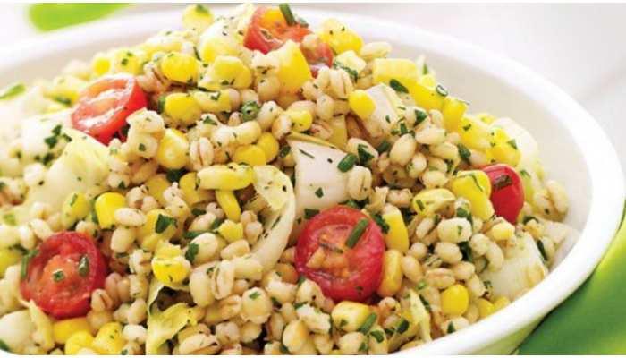 आपकी Immunity को बूस्ट करता है हेल्दी Barley Salad, जानिए बेहद स्वादिष्ट रेसिपी