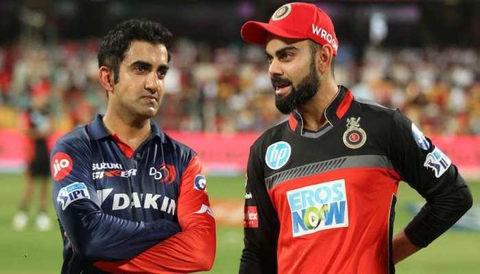गौतम गंभीर ने RCB फ्रेंचाइजी को दी विराट कोहली को कप्तानी से हटाने की सलाह