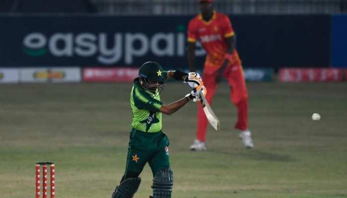 ZIM vs PAK 1st T20I: बाबर आजम के धमाल से पाक ने जिम्बाब्वे को पहले टी20 में 6 विकेट से हराया