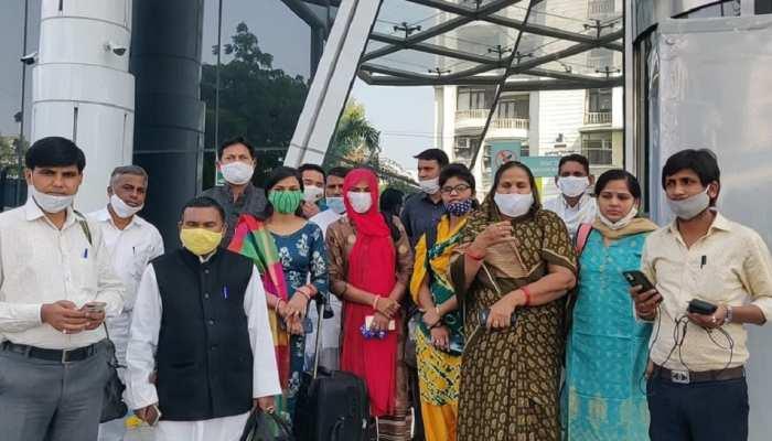 जयपुर: कांग्रेस पार्षदों की बाड़ेबंदी सी स्कीम से मानसरोवर हुई शिफ्ट, जानिए वजह