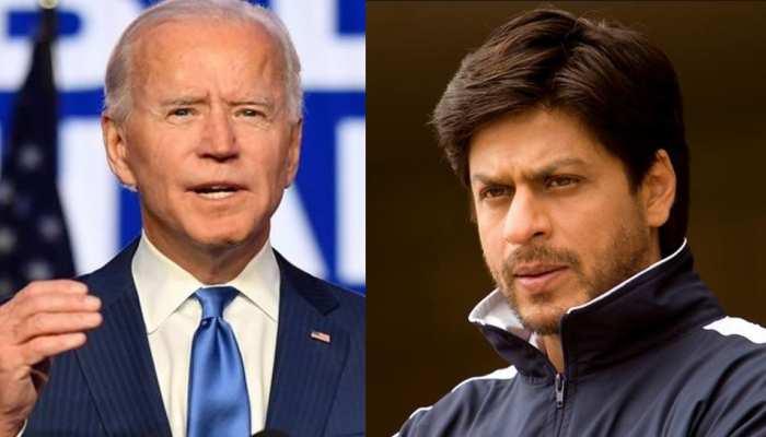 Joe Biden की स्पीच दिलाती है Shahrukh Khan की इस फिल्म के डायलॉग की याद