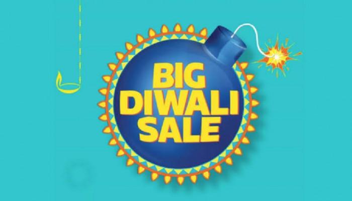 फेस्टिव सीजन में Flipkart पर शुरू हुई Big Diwali Sale, मिल रहा है शानदार डिस्काउंट