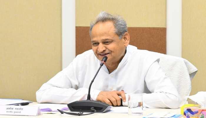 CM गहलोत ने दिया दिवाली गिफ्ट, 7.30 लाख कर्मचारियों के बोनस का किया ऐलान
