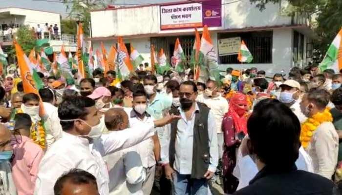 पंचायती राज चुनाव को लेकर डूंगरपुर में धूम, BTP की एंट्री ने कांग्रेस-BJP की बढ़ाई मुश्किलें!