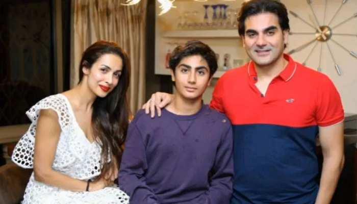 Malaika Arora ने बेटे Arhaan को किया 18वां B'day विश, अरबाज खान भी साथ आए नजर