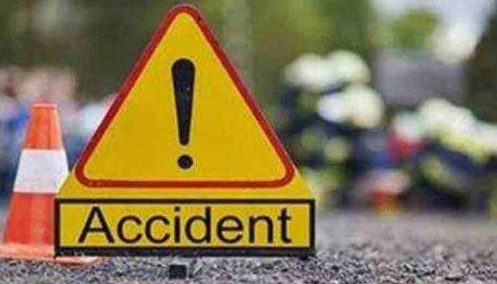 कटनी में दर्दनाक सड़क हादसा: यात्री बस ने बाइक सवार परिवार को रौंदा, पति-पत्नी समेत दो बच्चों की मौत