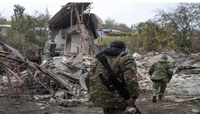 आर्मेनिया-अजरबैजान के बीच हुआ युद्ध विराम, इस देश की फौज करेगी समझौते की निगरानी