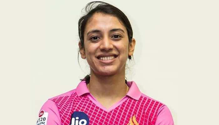 महिला टी-20 चैलेंज जीतने के बाद स्मृति मंधाना बोलीं,  'मुझे पहली गेंद से यकीन था'