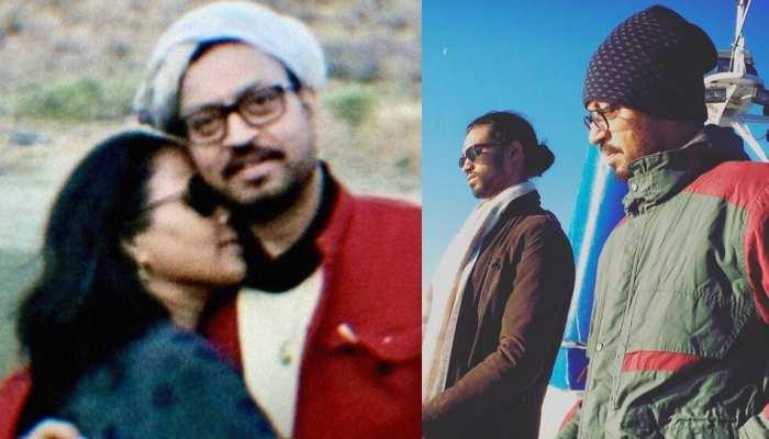 इरफान खान को याद कर बाबिल हुए इमोशन, पुरानी यादों से पोस्ट की खूबसूरत तस्वीर