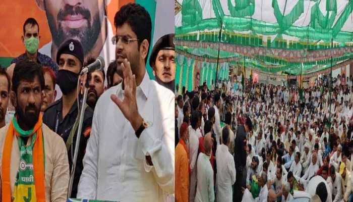 Haryana By elections result 2020: सियासी अखाड़े में चित हुए ओलंपियन योगेश्वर दत्त, कांग्रेस उम्मीदवार ने 12,300 वोट से दी पटखनी