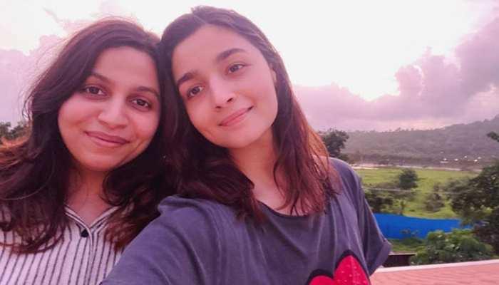 अपनी बहन को मिस कर रही हैं  Alia Bhatt, शेयर किया Throwback VIDEO