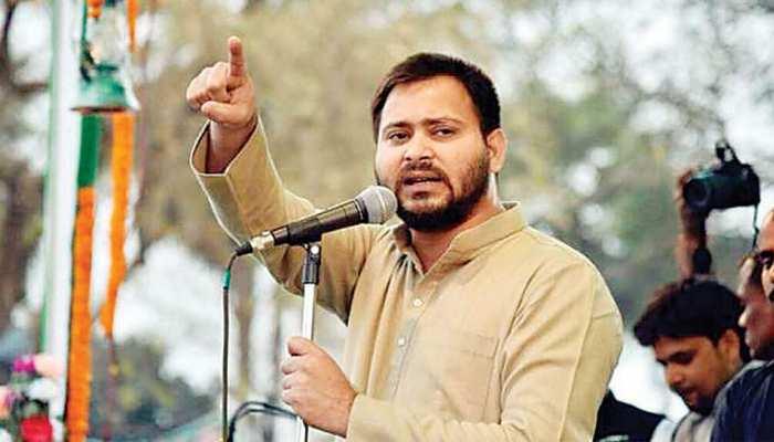 शिवसेना ने की तेजस्वी की जमकर तारीफ, BJP पर यूं साधा निशाना