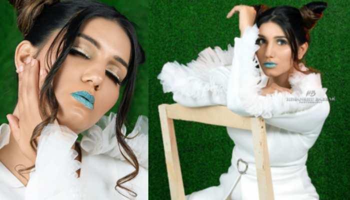 Sapna Choudhary Glamorous photos went viral on internet