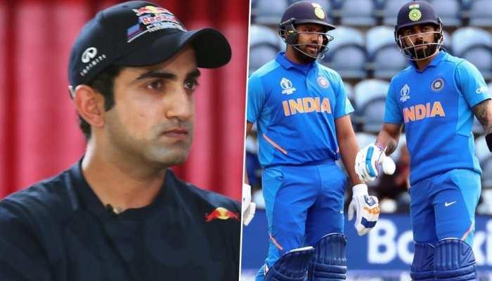 Gambhir ने विराट को हटाकर रोहित शर्मा को भारतीय T20 टीम का कप्तान बनाने की मांग की