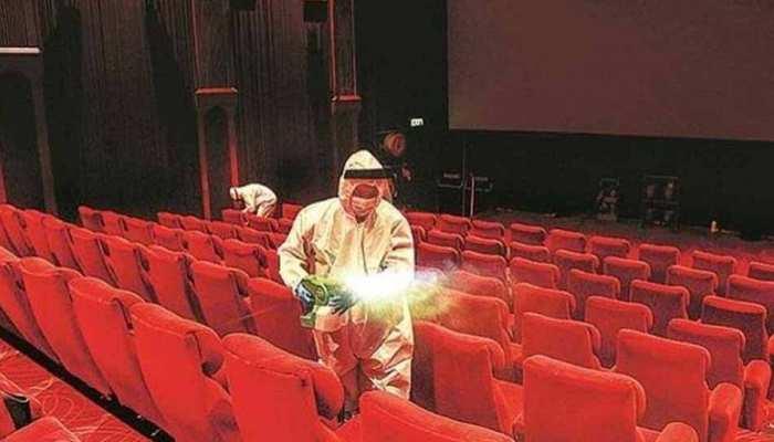 लॉकडाउन के कारण आठ महिने से बंद सिनेमाघर खुलेंगे, राज्यसरकार ने जारी किए दिशा निर्देश