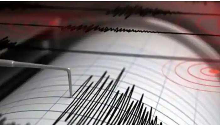अंडमान द्वीप समूह में भूकंप के झटके, रिक्टर स्केल पर तीव्रता रही 4.3