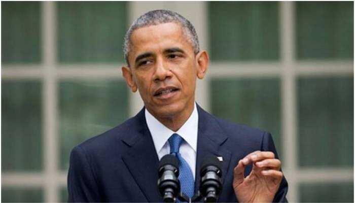 US चुनाव प्रक्रिया पर ट्रंप के आरोपों को ओबामा ने बताया 'लोकतंत्र के लिए खतरनाक'