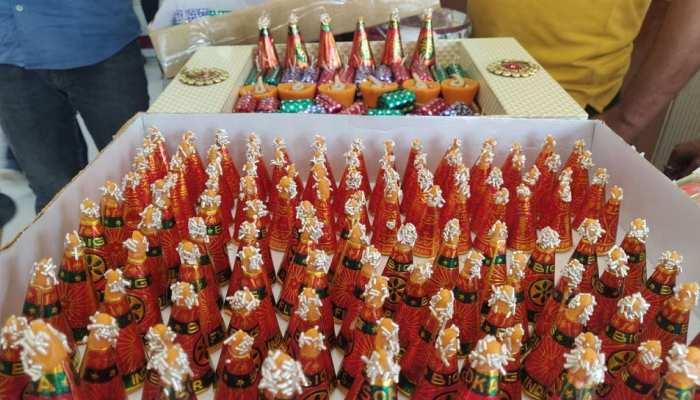 टोंक में 25 लाख का अवैध पटाखा जब्त, 5 लोग गिरफ्तार