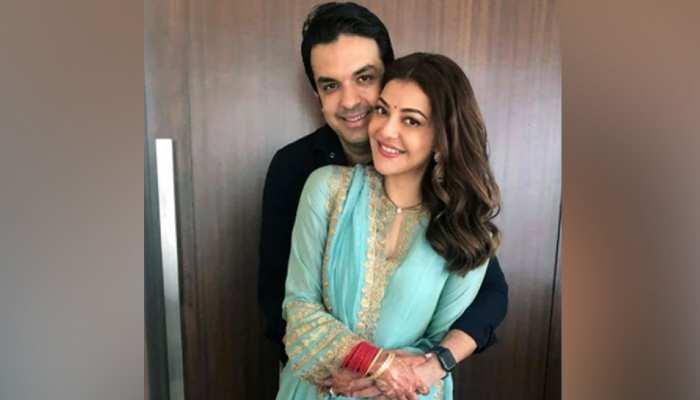 Photos of Kajal Aggarwals honeymoon, actress seen in full fun
