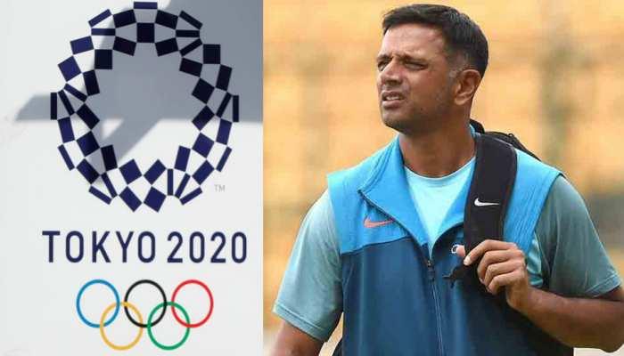 ओलंपिक में टी-20 क्रिकेट को शामिल करने की कवायद, राहुल द्रविड़ ने दी अहम सलाह