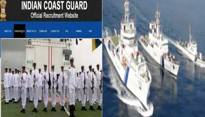 10वीं पास युवाओं के लिए इंडियन कोस्ट गार्ड में निकली भर्ती, ऐसे करें आवेदन
