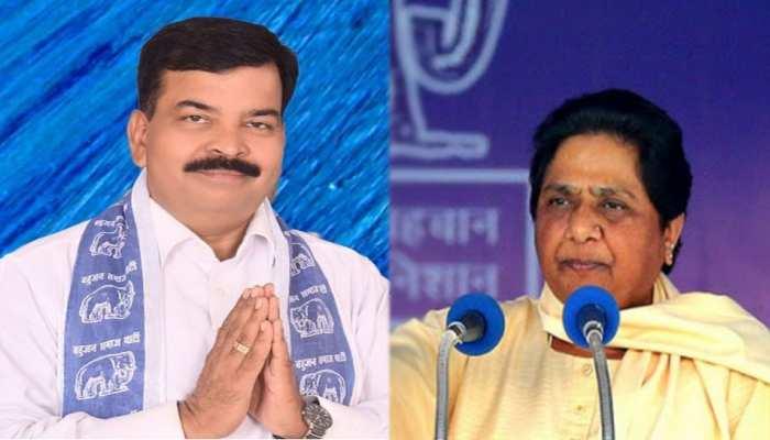 UP उपचुनाव में हार के बाद BSP प्रत्याशी ने छोड़ी पार्टी, नेतृत्व पर लगाया प्रताड़ित करने का आरोप