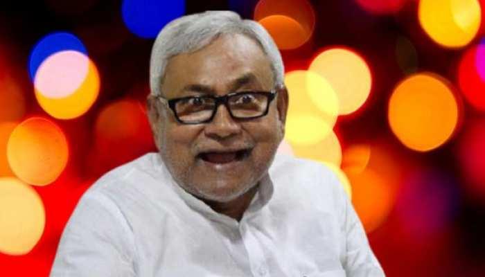 Bihar: सातवीं बार CM पद के लिए नीतीश कुमार की ताजपोशी