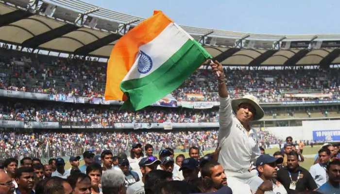 अपने आखिरी मैच में सचिन तेंदुलकर के वो शब्द जिसने पूरी दुनिया की आंखों में भर दिए थे आंसू
