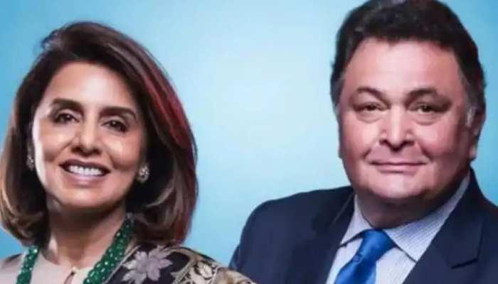 सेट पर लौटीं Neetu Kapoor को लग रहा है 'डर', पति ऋषि कपूर की आई याद