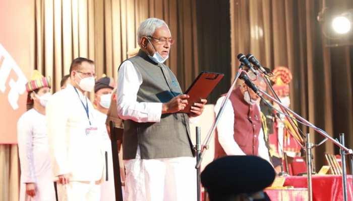 बिहार कैबिनेट की पहली बैठक आज, नीतीश कुमार करेंगे मंत्रियों के विभागों का बंटवारा