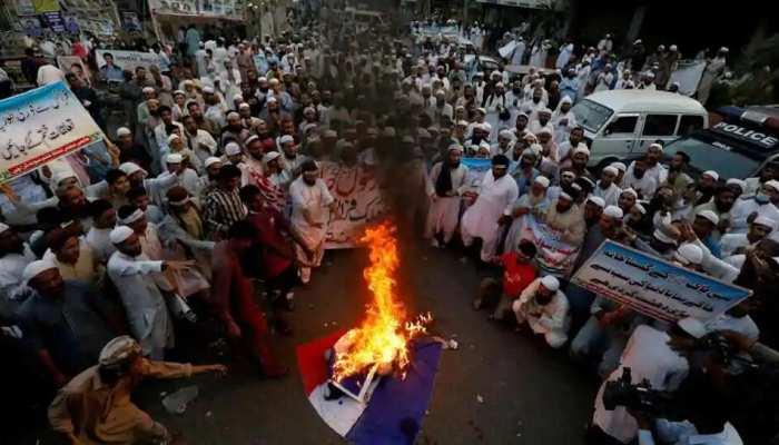 चरमपंथी धार्मिक समूह ने इस्लामाबाद की आंशिक घेराबंदी वापस ली