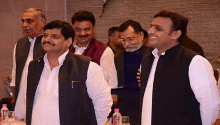 शिवपाल ने विधानसभा चुनाव में सपा से गठबंधन के संकेत दिए