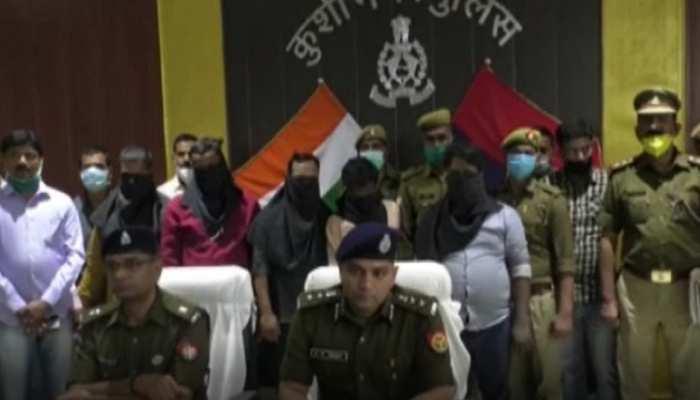 6 महीने में पैसे डबल करने का दावा कर लोगों की जेब पर डालते थे डाका, पुलिस ने किया भांडाफोड़