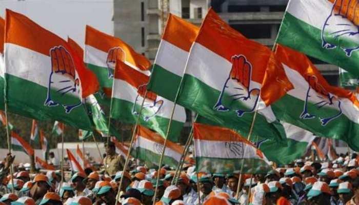जम्मू-कश्मीर DDC चुनाव: कांग्रेस ने चुनाव आयोग से अपने नेताओं के लिए सुरक्षा मांगी