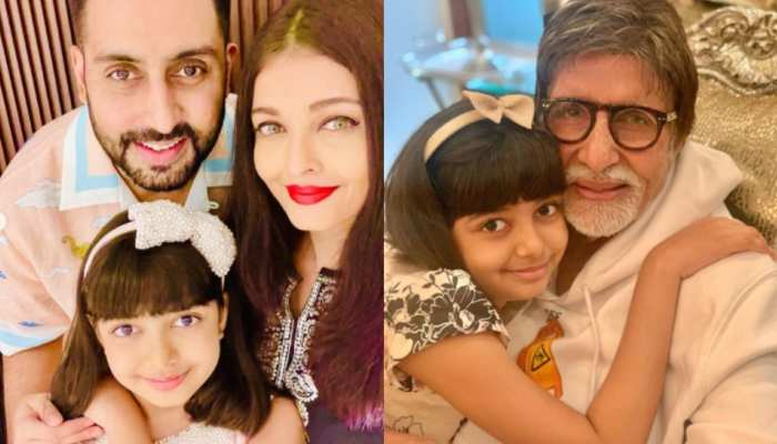 Aishwarya Rai Bachchan shared Aaradhya Bachchan birthday celebration photos