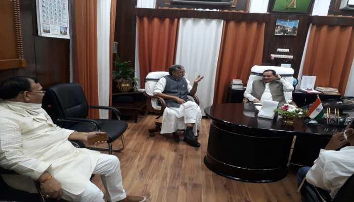 बिहार: आचार समिति के अध्यक्ष बनाए गए सुशील मोदी, विधान परिषद में पदभार किया ग्रहण