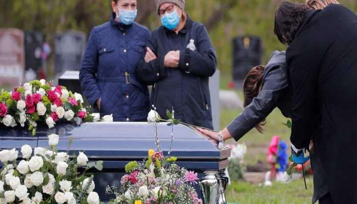 coronavirus breaks record in America