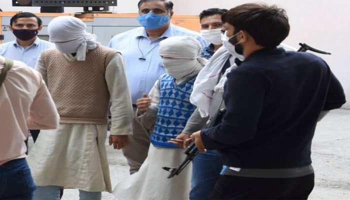 Jaish-e-Mohammed के दोनों आतंकियों की रिमांड खत्म, आज कोर्ट में पेश करेगी पुलिस
