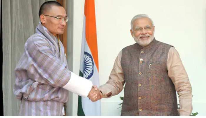 जमीन से अंतरिक्ष तक Bhutan के साथ भारत, पीएम नरेंद्र मोदी ने की ये बड़ी घोषणा
