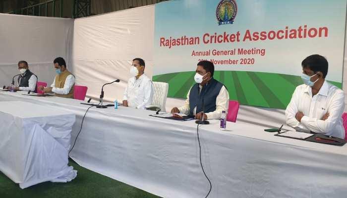 अब RCA की तरफ से दिया जाएगा बेस्ट क्रिकेटर्स को स्टेट अवार्ड्स: वैभव गहलोत