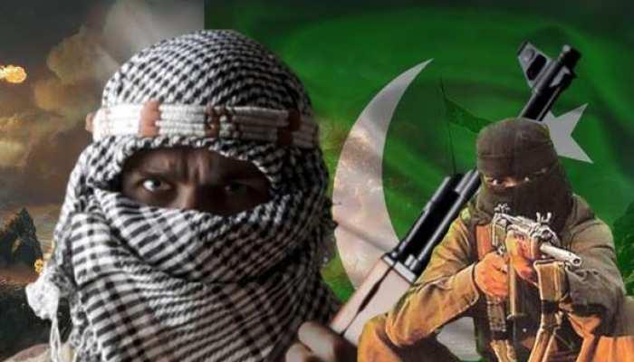 जैश-ए-मोहम्मद के दो आतंकी गिरफ्तार, भारी मात्रा में हथियार बरामद