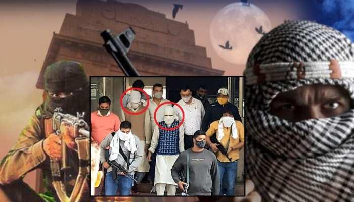 """Delhi से गिरफ्तार जैश के आतंकियों का """"देवबंद कनेक्शन"""""""