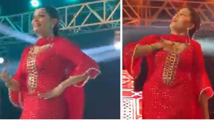 मां बनने के बाद Sapna Choudhary ने किया ऐसा धमाकेदार डांस, Video Viral